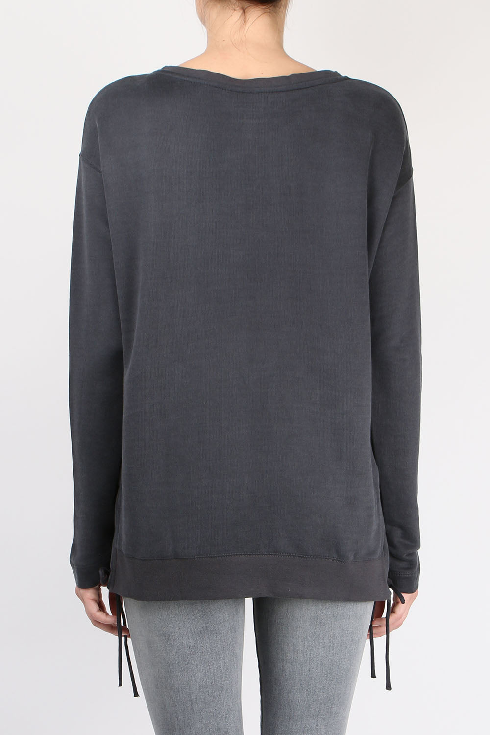 Majestic Filatures Boatneck with Side Ties