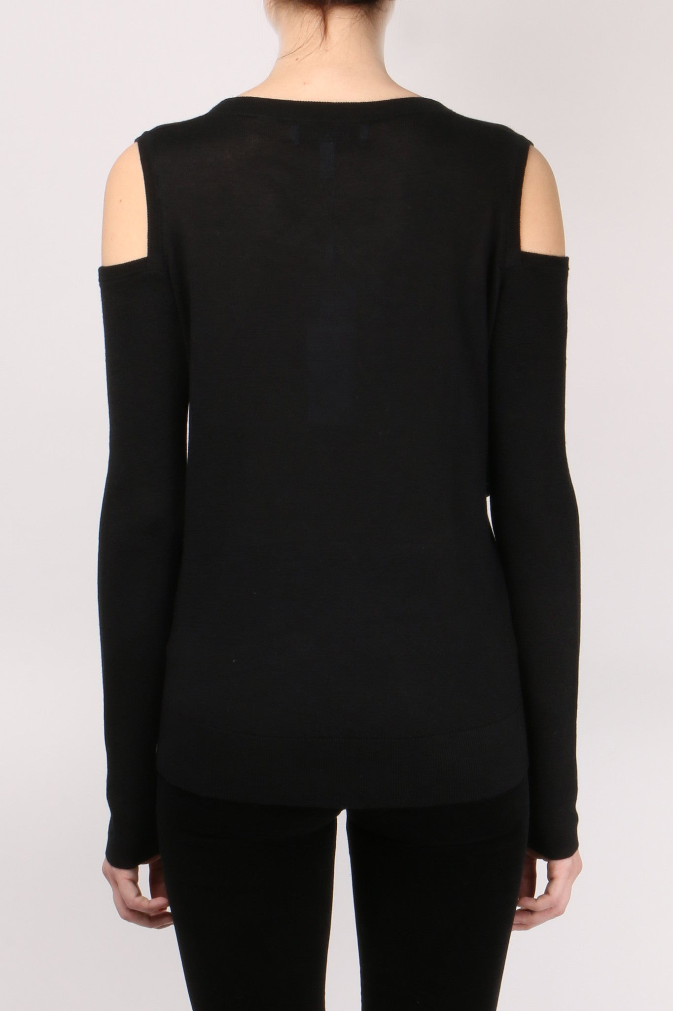 10 Crosby Derek Lam Cross Front Sweater