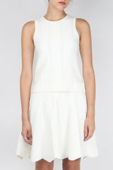Jonathan Simkhai Cable Knit Tank Top