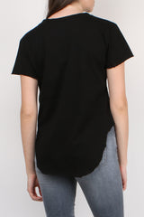 Tee Lab by Frank & Eileen Vintage Tee in Blackout