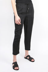 Tencel Pull On Pants