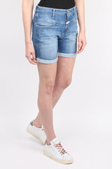 CLOSED Denim Leah Clean Cut Off Short