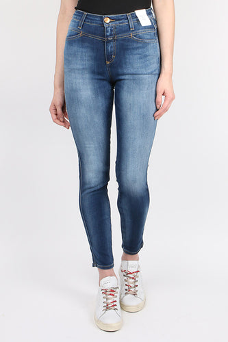 CLOSED Denim Skinny Pusher in Easy Wash
