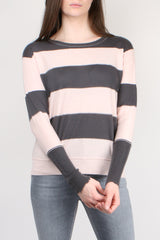 Paychi Guh Distressed Cuff Pullover