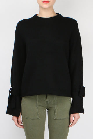 360 Cashmere Erika Sweater Black