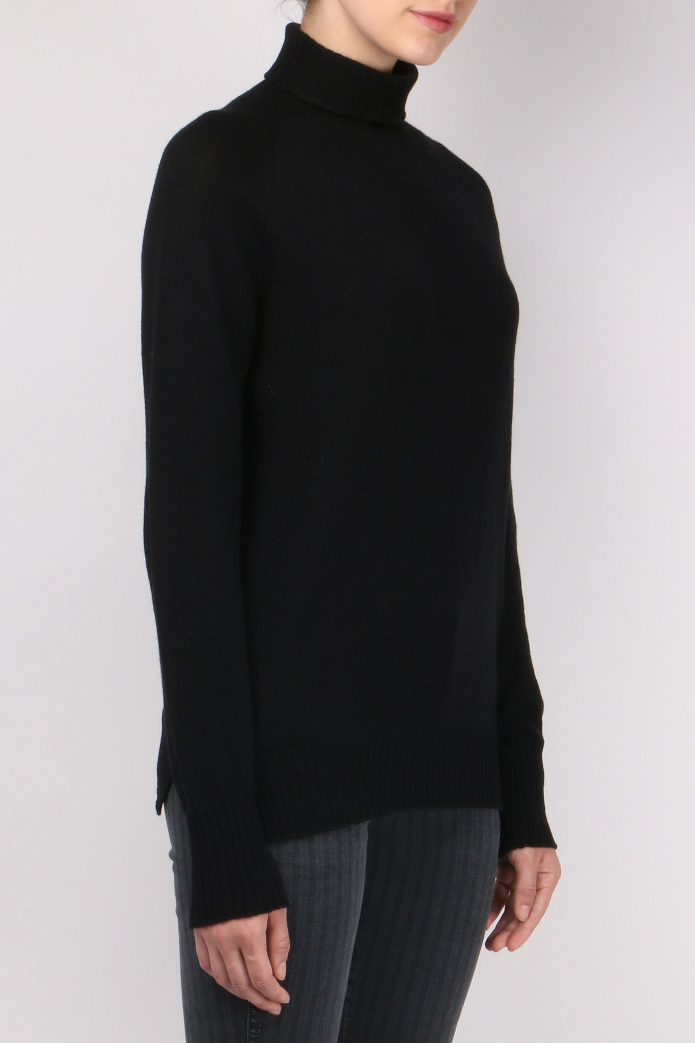 Ma'ry'ya Amy Sweater Black