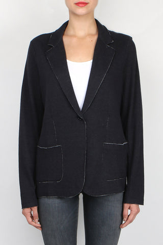 Double-Face Blazer
