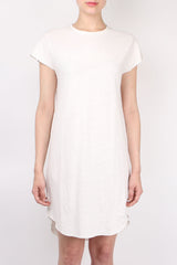 Cathrine Hammel Linen Tee Shirt Dress