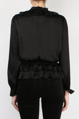 Ulla Johnson Maisie Blouse Noir