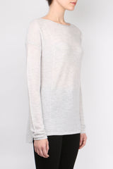 Paychi Guh Textured Bateau Dove Grey