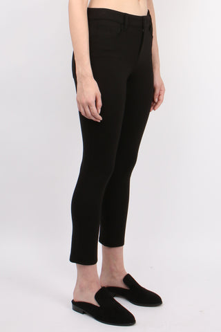 Gigi High Rise Crop Skinny