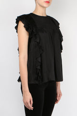 Ulla Johnson Winnie Top Noir