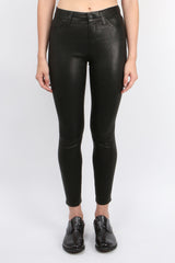 L'Agence Adelaide High Rise Ankle Skinny Leather