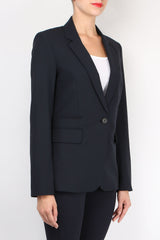 Veronica Beard Classic Jacket Navy