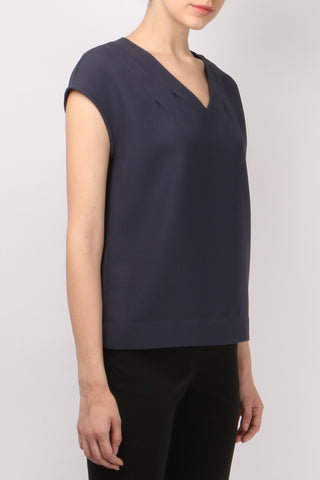 Neckline Detail Top