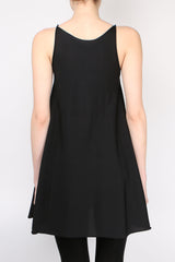 Terre Alte Halter Mini Dress
