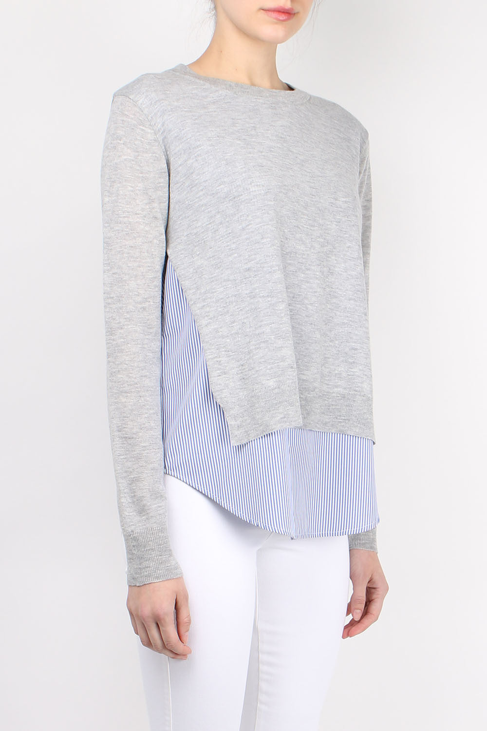 Chloe Stora Marcia Maille Pullover