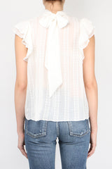 Ulla Johnson Heddy Top Blanc