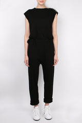 Sphere One Cotton Knit Jumpsuit