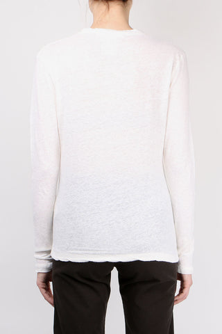 Relaxed L/S Tee