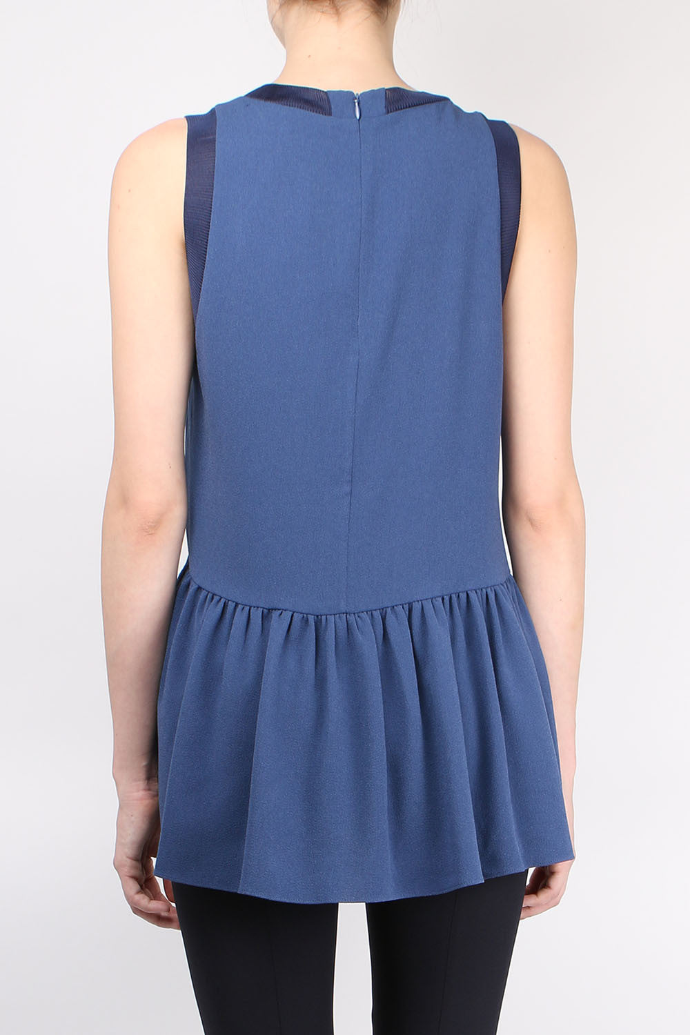 Savanna Crepe Sleeveless Top