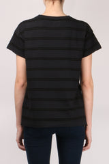 The Great The Boxy Crew Stripe