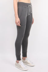 R&R Surplus Slim Sweatpant Charcoal