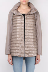 Herno Down Front High Low Jacket