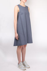 Peserico Sleeveless Swing Dress