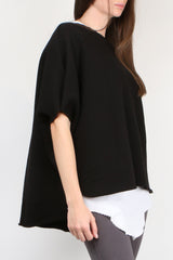 Tee Lab by Frank & Eileen Capelet in Blackout