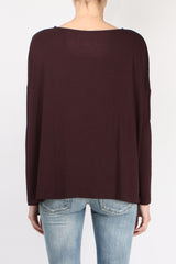 Majestic Filatures Relaxed Boatneck
