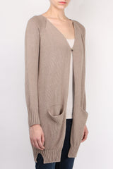 Ma'ry'ya Long Seamless Cardigan