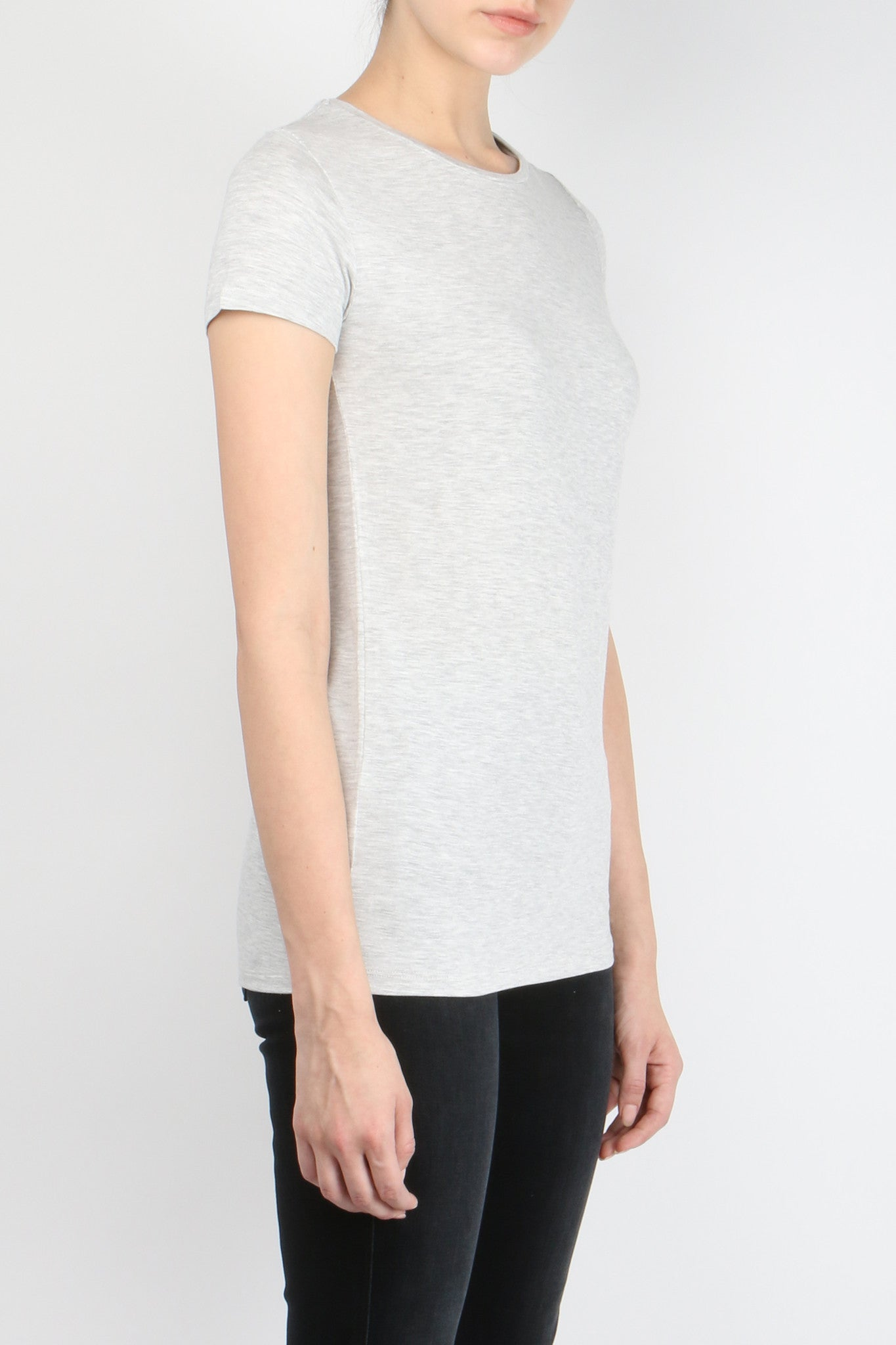 Majestic Filatures Basic Flat-Edge Crew