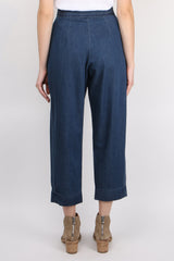Apiece Apart Vega Easy Pant Stone Washed Denim