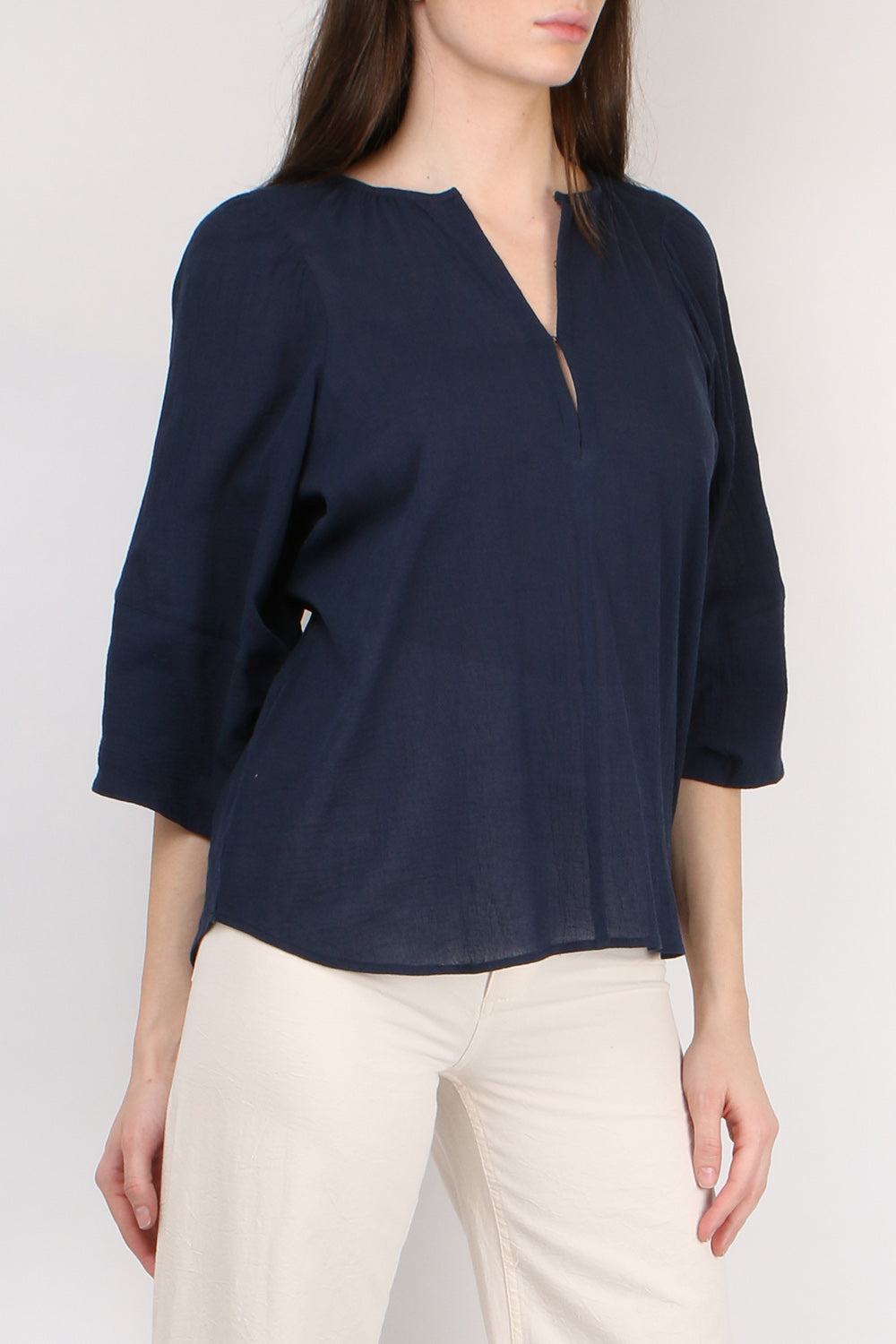 Apiece Apart Nova Balloon Sleeve Top