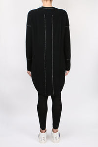 Paychi Guh Sweater Dress Black