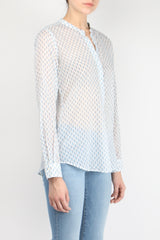 Hartford Carta Print Blouse
