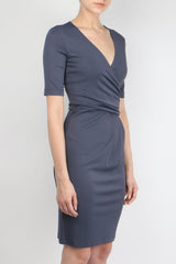 Peserico Wrap Dress