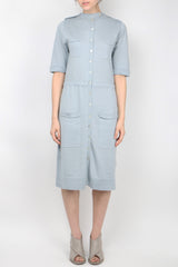 Sphere One Button Down Dress