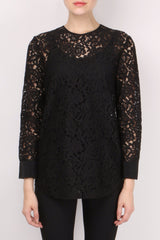Jenni Kayne Lace Long Sleeve Tunic