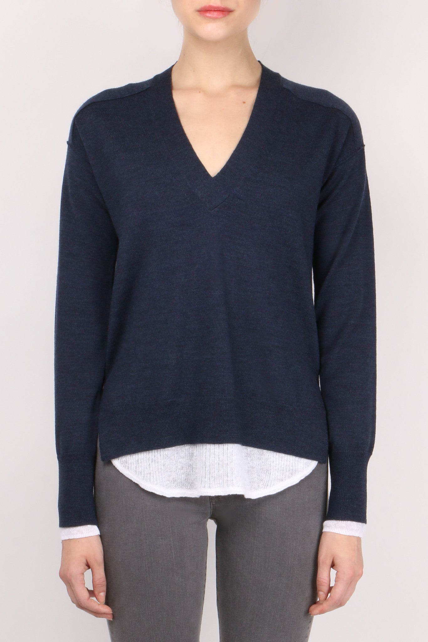 Cardwell Layered Pullover
