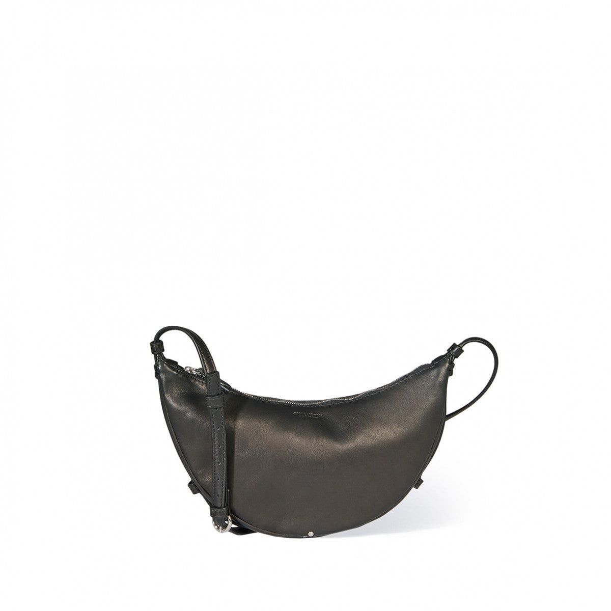 Arnold Lambskin Saddle Bag