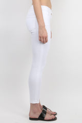 Le Color Crop Blanc Side