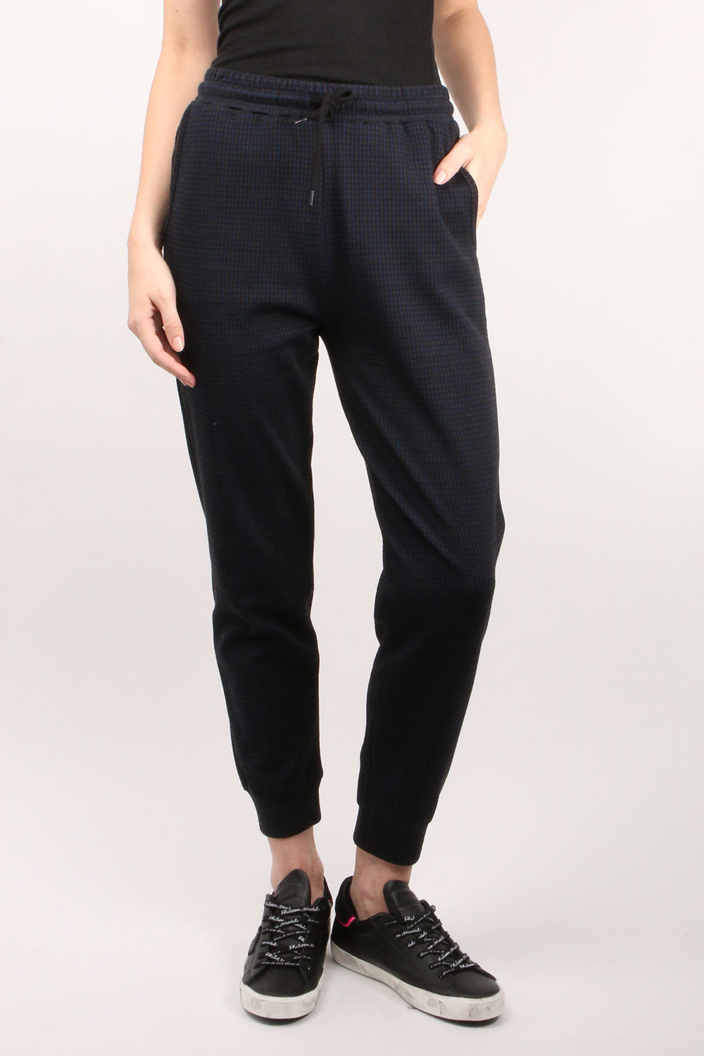 Houndstooth Sweatpant