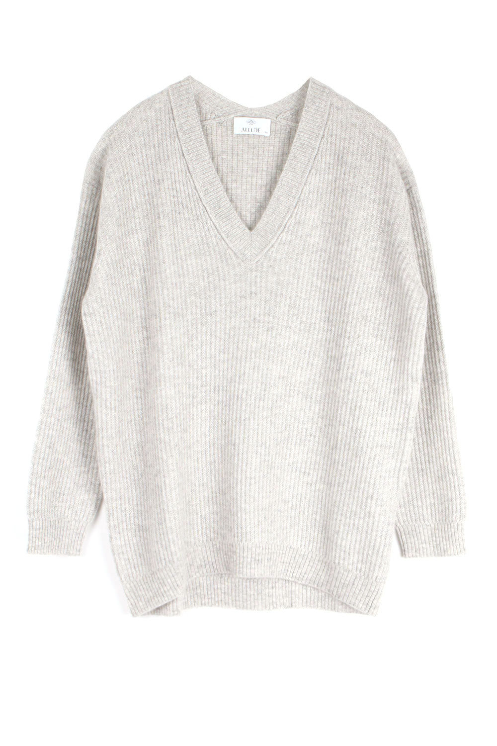 V Neck Carrara Knit
