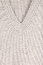 Load image into Gallery viewer, V Neck Carrara Knit