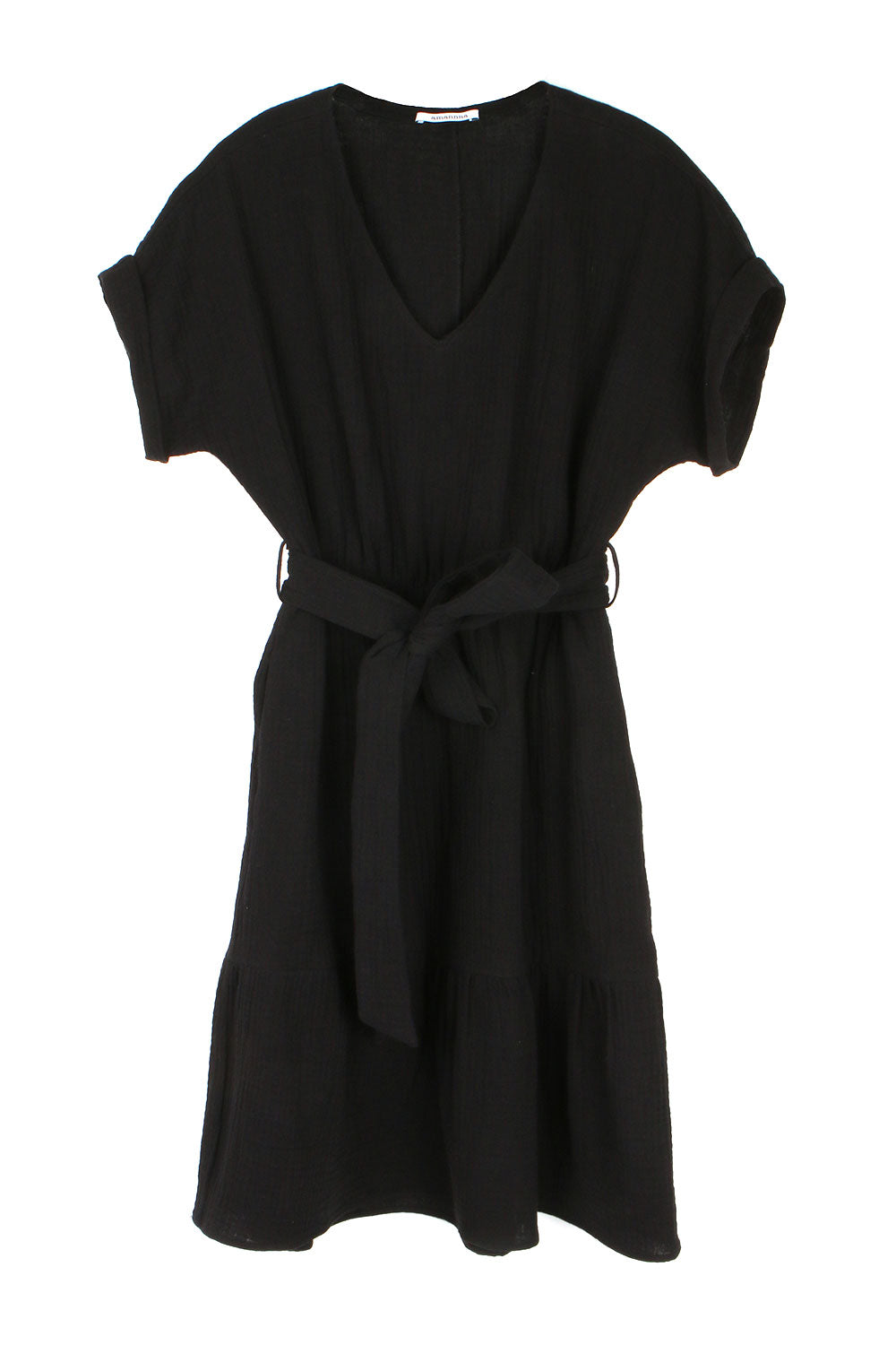 Willow Black Dress