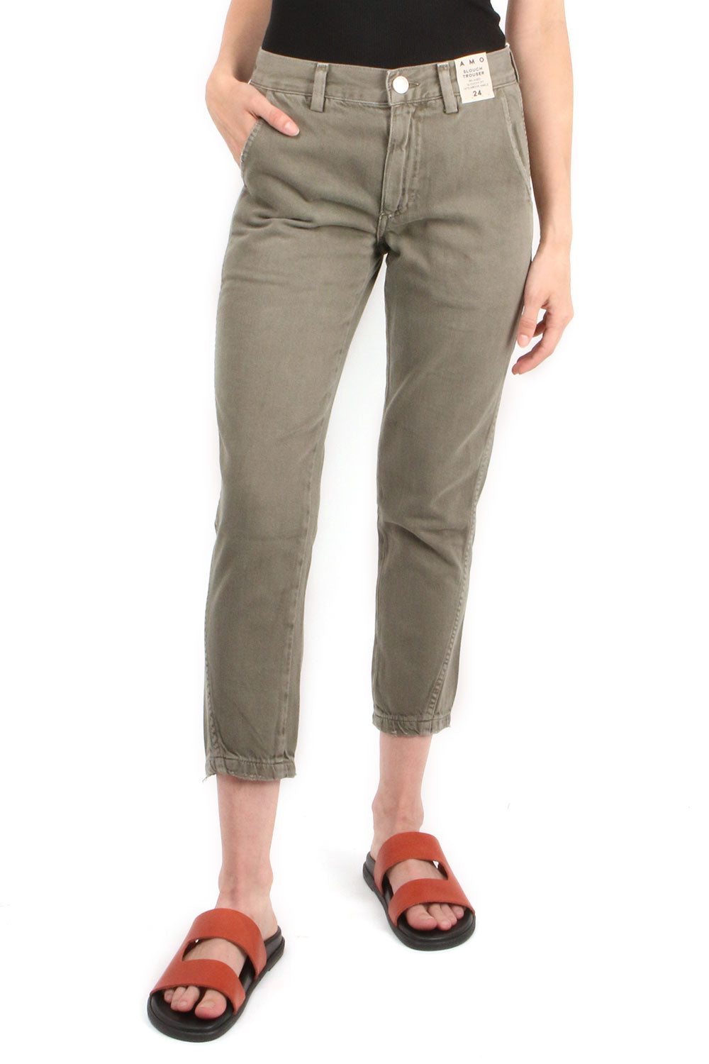 Slouch Trouser