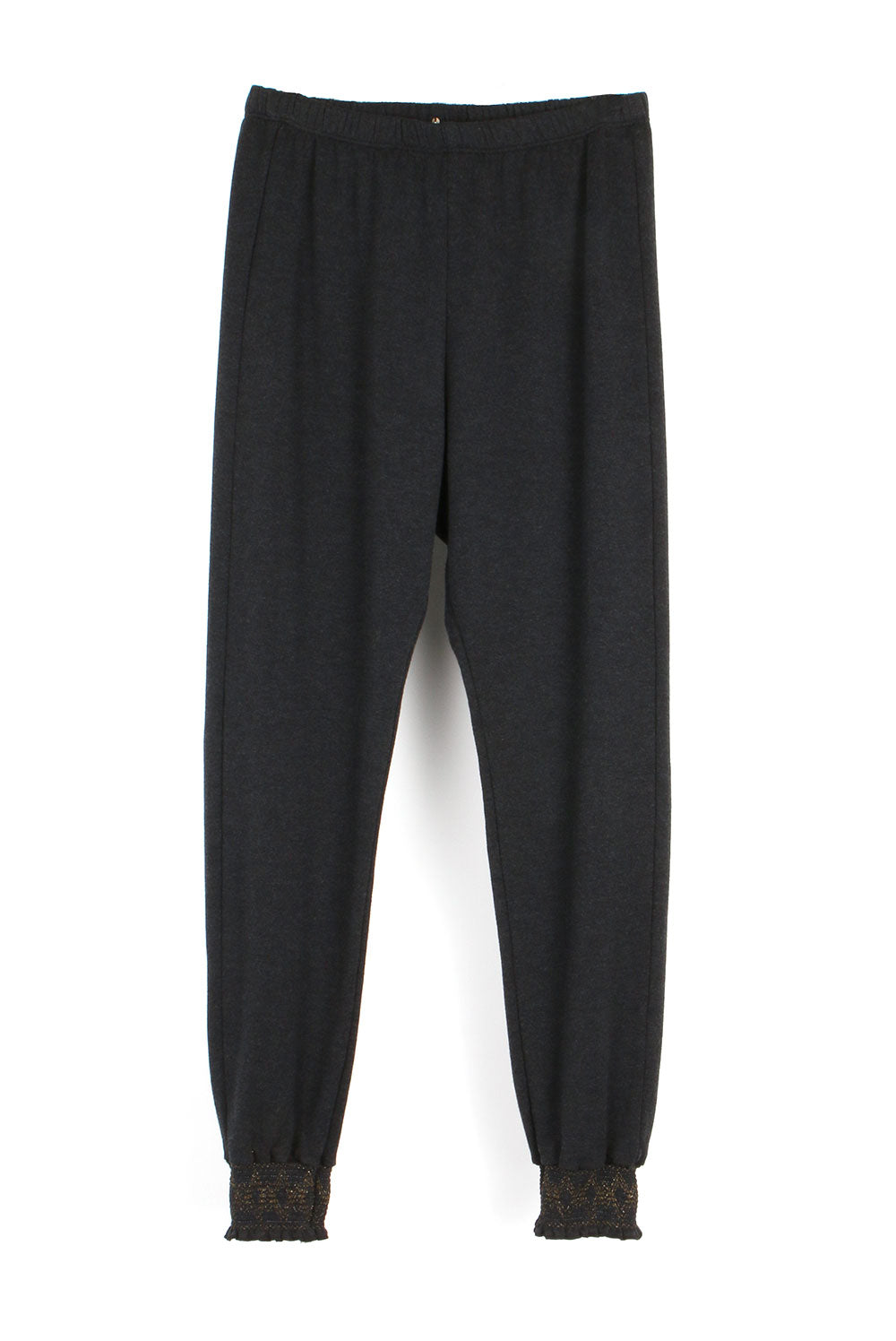 Harper Black Sweatpants