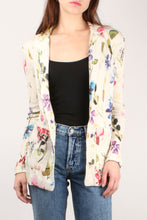 Load image into Gallery viewer, Hand Painted Floral Jacket